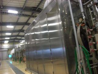 三岳酒造 麹を造る機械