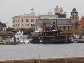門司港レトロ 観光船
