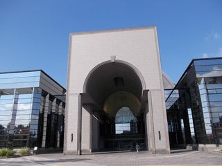 福岡市博物館 外観