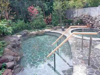 箱根の森 露天風呂