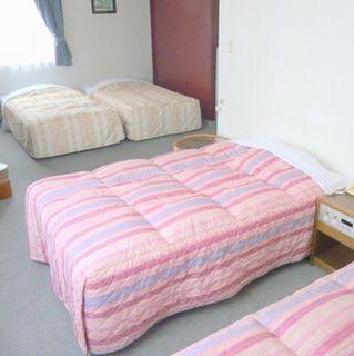 4人部屋 ホテルピースランド石垣島