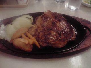 ニューヨークステーキ ジャッキーステーキハウス