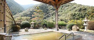 露天風呂 鶴の湯温泉